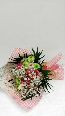 Flowers Bouquet (LLM0003)